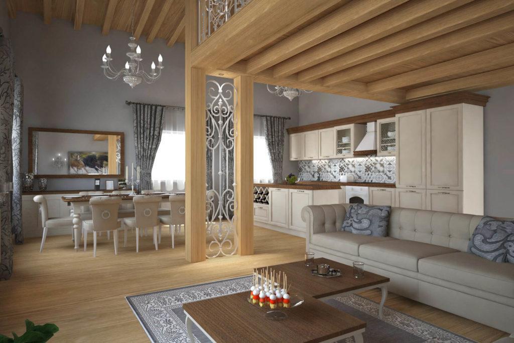 Калипетровски хол - идеи за дома Ведиинтериорс